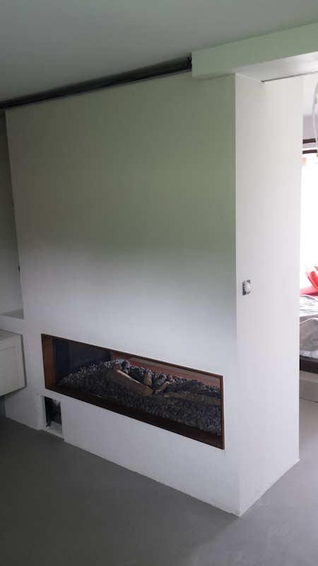Cheminée Metalfire  installée à Brest